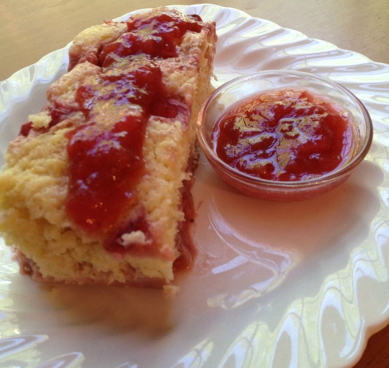 Pudding cake 3-1 Anna