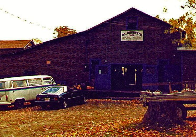 Chardon mill
