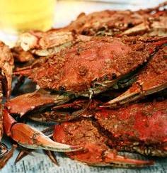Delaware Crabs