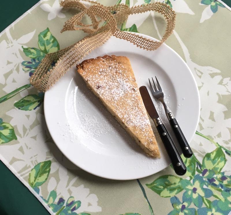 Almond cake 1-20-17