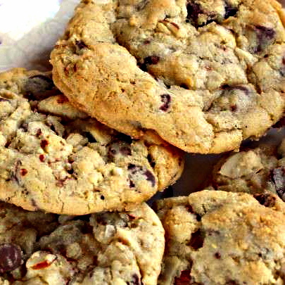 Choc chip cookies - Version 2