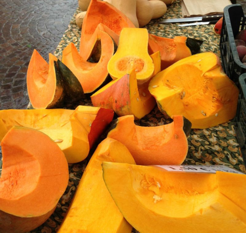 Try Roasted Kabocha Squash for a satisfying winter dish