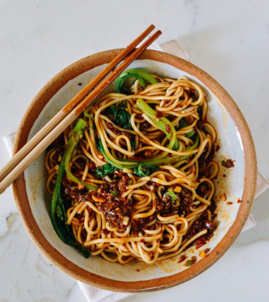 sichuan chinese cuisine spicy and delicious recipes of china