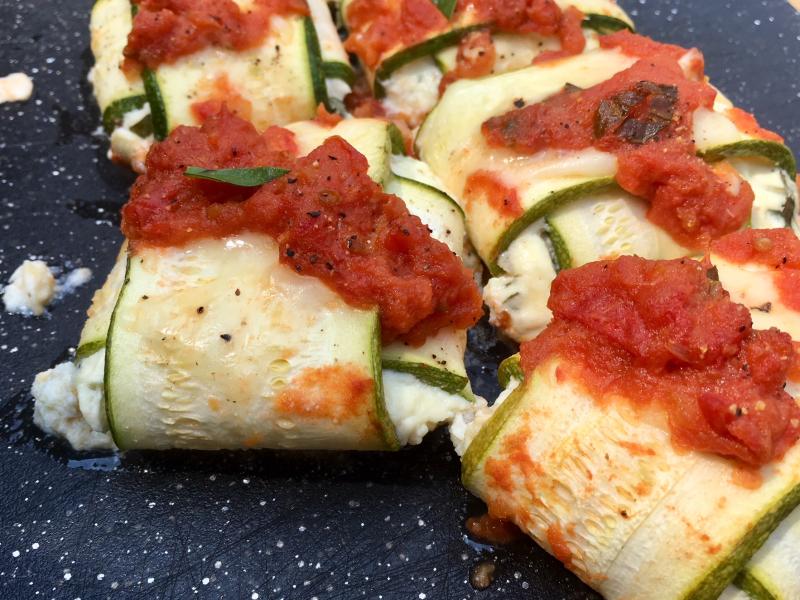 Zucchini ravioli 8-18-18